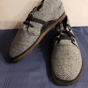 Bob Marley One Love Pipeline Casual Mens Shoes 9.5